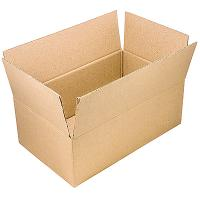 Купить коробка дхшхв 380х253х237мм для упаковки крафт картон 1/25 в Москве