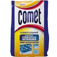 Купить порошок чистящий универсальный 400г comet в п/п лимон p&g 1/20 в Москве