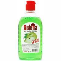Купить средство моющее для посуды 500мл selena яблоко gf 1/20 в Москве