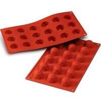 Купить форма кондитерская маленький бриллиант н23хd35 мм для выпечки силиконовая martellato 1/1 в Москве