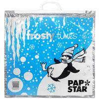 Купить термопакет для замороженных продуктов с ручками 18л дхш 520х520 мм papstar 1/75 в Москве