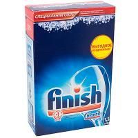 Купить соль 1.5кг для посудомоечных машин finish calgonit benckiser 1/12 в Москве