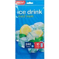 Купить пакет для льда 240 ледяных шарика paclan 1/35 в Москве