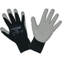 Купить перчатки рабочие с латексным покрытием размер 10 g40 серые kimberly-clark 1/12/60 в Москве