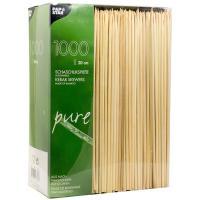 Купить палочки (стеки/шпажки) н200 мм 1000 шт/уп бамбук papstar 1/6 в Москве
