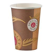 Купить стакан бумажный 400мл d90 мм 1-сл для горячих напитков coffe-to-go huhtamaki 1/50/1000 в Москве