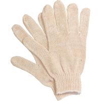 Купить перчатки рабочие 4 нити хб белые 1/10 в Москве