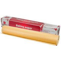 Купить бумага для выпечки ш 380 мм 50 м/рул в коробке с ножом коричневая textop 1/12 в Москве