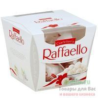 Конфеты 150г RAFFAELLO с целым миндальным орехом в кокосовой обсыпке 1/1