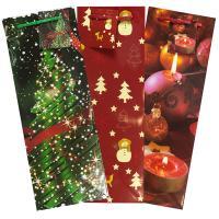 Купить пакет подарочный бумажный дхшхв 130х90х360 мм рождественский цвет в ассортименте papstar 1/10/50 в Москве