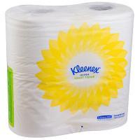 Купить бумага туалетная 2-сл 4 рул/уп kleenex ultra белая kimberly-clark 1/10 в Москве