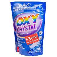 Купить отбеливатель порошковый 600г для белого белья oxy cristal gf 1/16 в Москве