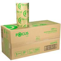 Купить полотенце бумажное листовое 1-сл 250 лист/уп*15 230х230 мм v-сложения focus eco белое hayat 1/1 в Москве