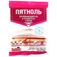 Купить пятновыводитель порошковый 90г для белого и цветного белья пятноль selena gf 1/24 в Москве