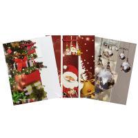 Купить пакет подарочный бумажный дхшхв 180х100х230 мм рождественский цвет в ассортименте papstar 1/10/50 в Москве