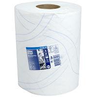 Купить полотенце бумажное 2-сл 126 м в рулоне с центр вытяжением н235хd190 мм tork advanced белое sca 1/6 в Москве