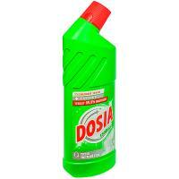 Купить средство чистящее для сантехники (wc) 750мл dosia хвойный benckiser 1/16 в Москве