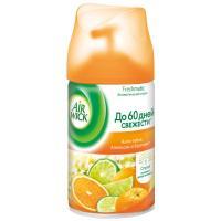 Купить освежитель воздуха автоматический 250мл air wick сменный баллон апельсин и бергамот benckiser 1/6 в Москве