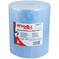Купить материал протирочный бумажный 2-сл 190 м в рулоне н380хd255 мм wypall l20 синий kimberly-clark 1/1 в Москве