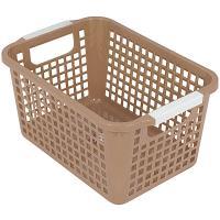 Купить корзинка дхшхв 225х170х125 мм пластик коричневая bora 1/48 в Москве