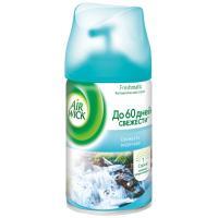 Купить освежитель воздуха автоматический 250мл air wick сменный баллон свежесть водопада benckiser 1/6 в Москве