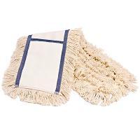 Купить насадка - моп (mop) для швабры ш 600 мм плоская с карманами дастмоп vileda 1/12 в Москве
