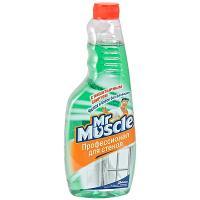 Купить средство для мытья стекол и зеркал 500мл мистер мускул утренняя роса запасной блок scj 1/12 в Москве