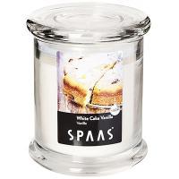 Купить свеча н110хd90 мм в стекле арома премиум ванильный пирог spaas 1/6 в Москве