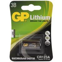 Купить батарейка cr12.3a 1 шт/уп gp lithium в блистере gp 1/10 в Москве