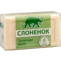 Купить мыло туалетное 90г 1 шт/уп ординарное слонёнок аист 1/96 в Москве