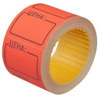Купить ценник дхш 38х25 мм 200 шт/рул самоклеющийся цвет в ассортименте 1/1 в Москве