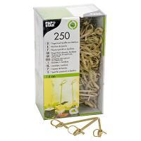 Купить пика декоративная узелок н60 мм 250 шт/уп для канапе бамбук papstar 1/6 в Москве