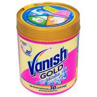 Купить пятновыводитель порошковый 500г для цветного белья vanish gold oxi action benckiser 1/6 в Москве