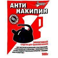 Купить средство для удаления накипи 100г антинакипин порошок в п/п амс 1/50 в Москве