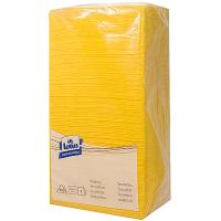 Купить салфетка бумажная желтая 25х25 см 1-сл 500 шт/уп lotus (арт.478663) sca 1/6 в Москве