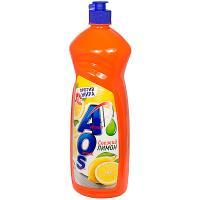 Купить средство для мытья посуды 900мл aos лимон нэфис 1/12 в Москве