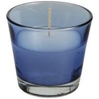Купить свеча н80хd90 мм в стекле синяя papstar 1/4 в Москве
