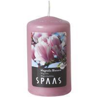 Купить свеча столбик н150хd80 мм арома цветущая магнолия spaas 1/6 в Москве