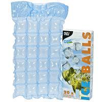 Купить пакет для льда 480 ледяных шарика papstar 1/24 в Москве
