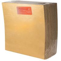Купить подложка дхш 220х220 мм 0,8 мм под торт картон золотистая 1/100 в Москве