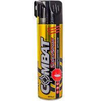 Купить средство от тараканов 500мл аэрозоль combat super spray золотой henkel 1/12 в Москве