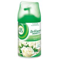 Купить освежитель воздуха автоматический 250мл air wick сменный баллон райские цветы benckiser 1/6 в Москве