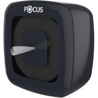 Купить диспенсер для туалетной бумаги с центр вытяжением дхшхв 200х153х200 мм focus пластик черный hayat 1/1 в Москве