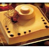 Купить форма кондитерская завиток 2 шт/уп для охлажденных тортов и мороженого пластиковая martellato 1/1 в Москве