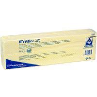 Купить материал нетканый в листах 1-сл 25 шт дхш 420х350 мм wypall x80 желтый kimberly-clark 1/10 в Москве