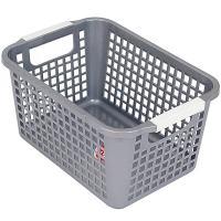 Купить корзинка дхшхв 225х170х125 мм пластик темно-серая bora 1/48 в Москве