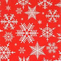 Купить салфетка бумажная 33х33 см 3 -сл 50 шт/уп снежные звезды papstar 1/24 в Москве