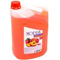 Купить мыло жидкое 5л прозрачное персик modus канистра аквалон 1/4 в Москве