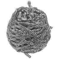 Купить губка (мочалка) для мытья посуды металлическая спиральная d75 мм 40 г инокс металл vileda 1/10/50 в Москве