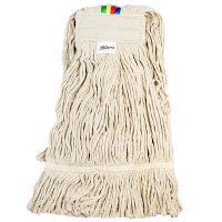 Купить насадка - моп (mop) для швабры веревочная непрошитая kentucky 350 г хлопок textop 1/25 в Москве